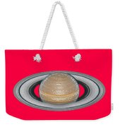 Saturnian Image 2 Weekender Tote Bag