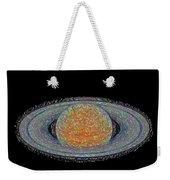 Saturnian Image 5 Weekender Tote Bag