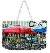 Savannah Join Us Out Here Weekender Tote Bag