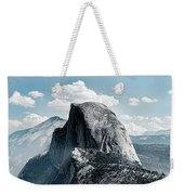 Scenic View Of Rock Formations, Half Weekender Tote Bag