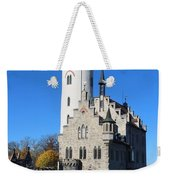 Schloss Lichtenstein Weekender Tote Bag