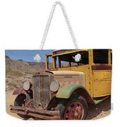School Is Out For Summer Square Weekender Tote Bag