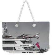 Sea And Air Turks And Caicos Weekender Tote Bag