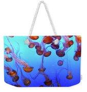 Sea Nettle Jellies Weekender Tote Bag