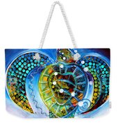 Sea Turtle Says Weekender Tote Bag