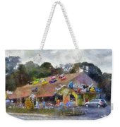 Seaberry Surf The Shops Of Cape Cod Massachusetts Pa Weekender Tote Bag