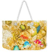 Seaside Simulation Weekender Tote Bag