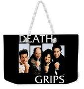 Seinfeldblackflag Weekender Tote Bag