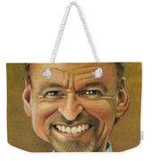 Self Caricature Weekender Tote Bag