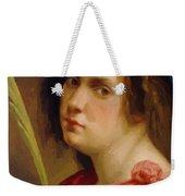 Self Portrait As A Female Martyr 1615 Weekender Tote Bag
