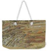 September Reverie In Dakota West Weekender Tote Bag