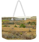 September's Golden Treasure Weekender Tote Bag