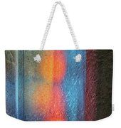 Serendipitous Abstract Weekender Tote Bag