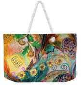 Seven Spices Of Holy Land I Weekender Tote Bag