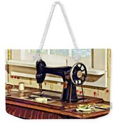 Sewing Machine In Kitchen Weekender Tote Bag