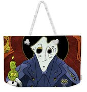Shadow Priest Weekender Tote Bag