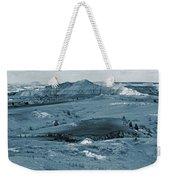 Shadowy Grasslands Weekender Tote Bag