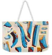 Shards Weekender Tote Bag
