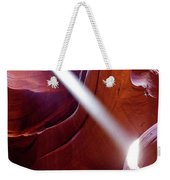 Sharp Light Weekender Tote Bag