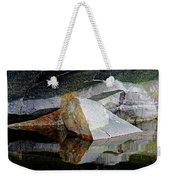 Shawanaga Rock And Reflections I Weekender Tote Bag