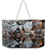 Shawanaga Rock And Reflections Vi Weekender Tote Bag