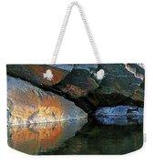 Shawanaga Rock And Reflections Xi Weekender Tote Bag