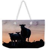 Sheep Family Weekender Tote Bag