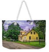 Sherbrooke Village 001 Weekender Tote Bag