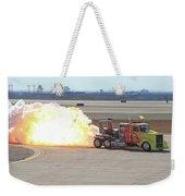 Shockwave Weekender Tote Bag