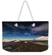 Shoreline With Driftice Weekender Tote Bag
