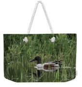 Shovel Tail In Shallows Weekender Tote Bag