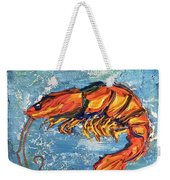 Shrimp Weekender Tote Bag