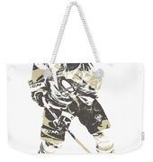 Sidney Crosby Pittsburgh Penguins Pixel Art 23 Weekender Tote Bag