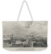 Siege Of The Citadel Of Antwerp Weekender Tote Bag