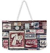 Signage II Weekender Tote Bag