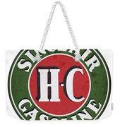 Sinclair Gasoline Weekender Tote Bag