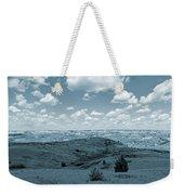Sky And Prairie Dance Weekender Tote Bag