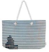 Sky Scrapers Weekender Tote Bag