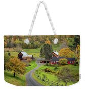 Sleepy Hollow Farm Weekender Tote Bag