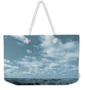 Slope County And Sky Weekender Tote Bag