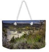 Snake River Canyon Weekender Tote Bag