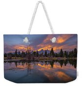 Snake River Glory Weekender Tote Bag