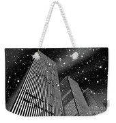 Snow Collection Set 03 Weekender Tote Bag