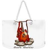 Soft Guitar - 3 Weekender Tote Bag
