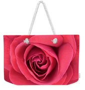 Soft Rose Weekender Tote Bag