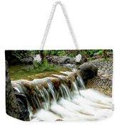Soft Water Weekender Tote Bag