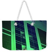 Some Green Weekender Tote Bag