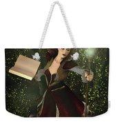 Sorceress And Magic Weekender Tote Bag