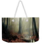 Sounds Of Silence Weekender Tote Bag