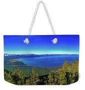 South Lake Tahoe Weekender Tote Bag